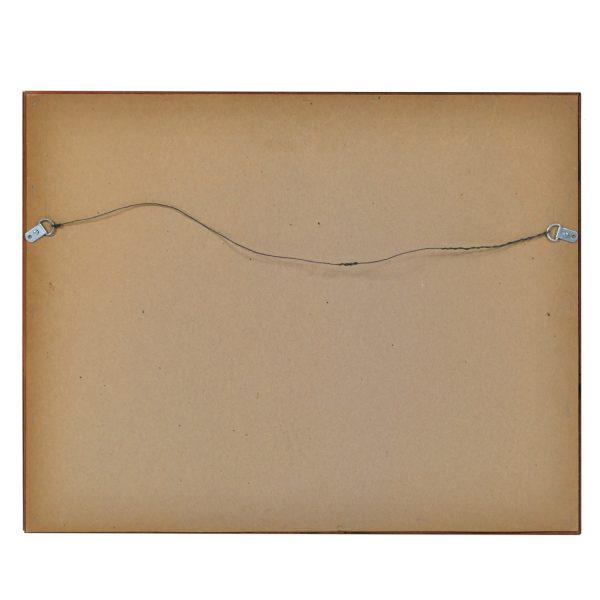 Untitled Landscape. Chinese Ink on Silk. Signed David Lee. 1978