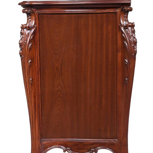 "Louis XV Style sideboard 9' 3"" long, Walnut, Italy C.A 1930's"
