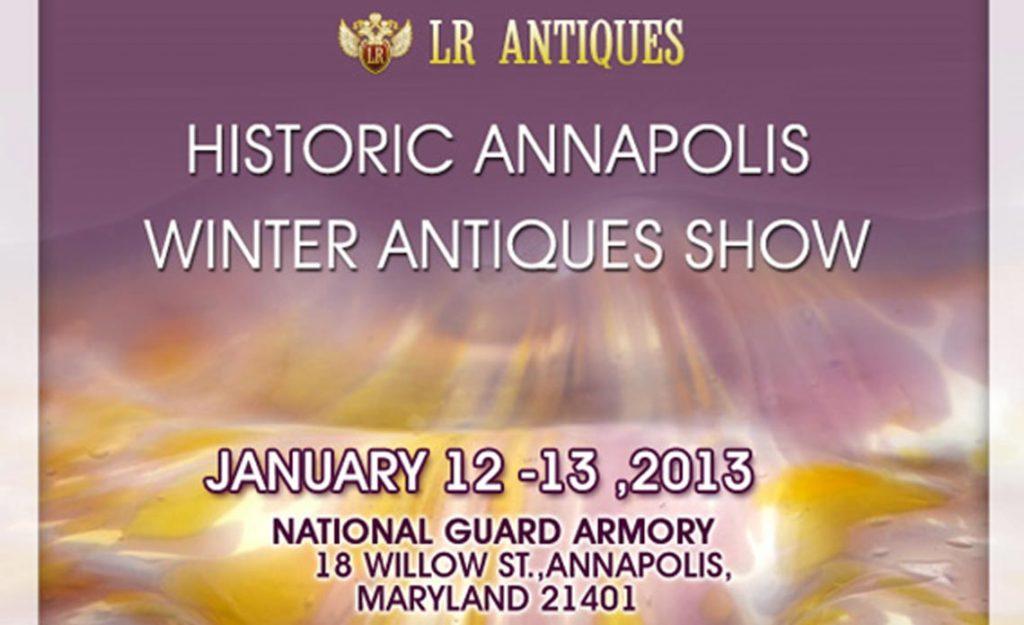 LR Antiques At Annapolis Winter Antiques Show