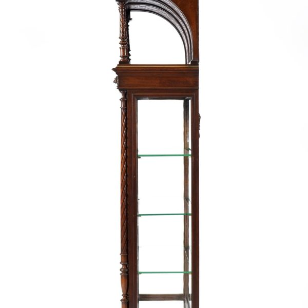 Antique French Display Cabinet 19th Century Circa 1880